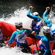 GB Women's Raft Team